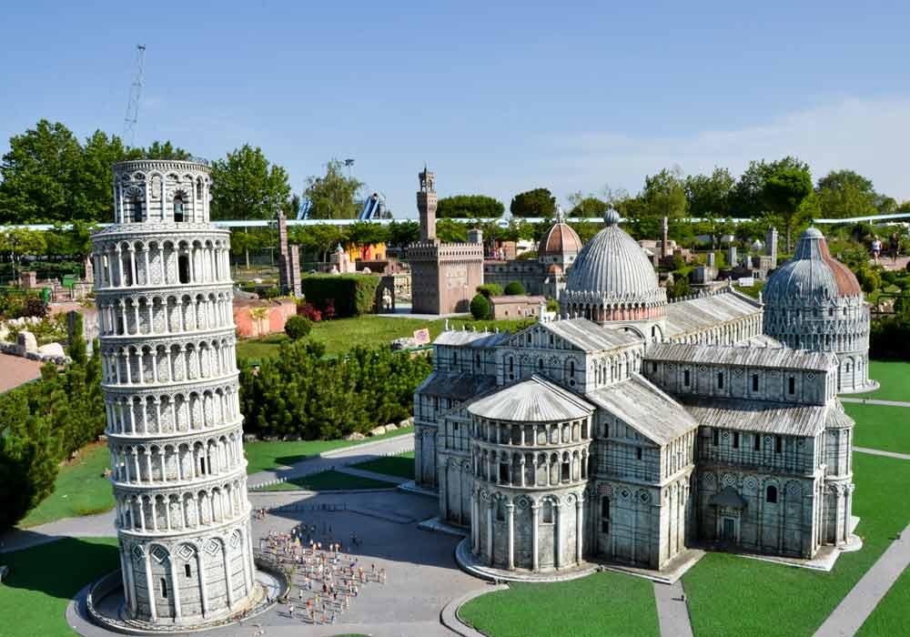 Hotel Italia In Miniatura Offerte