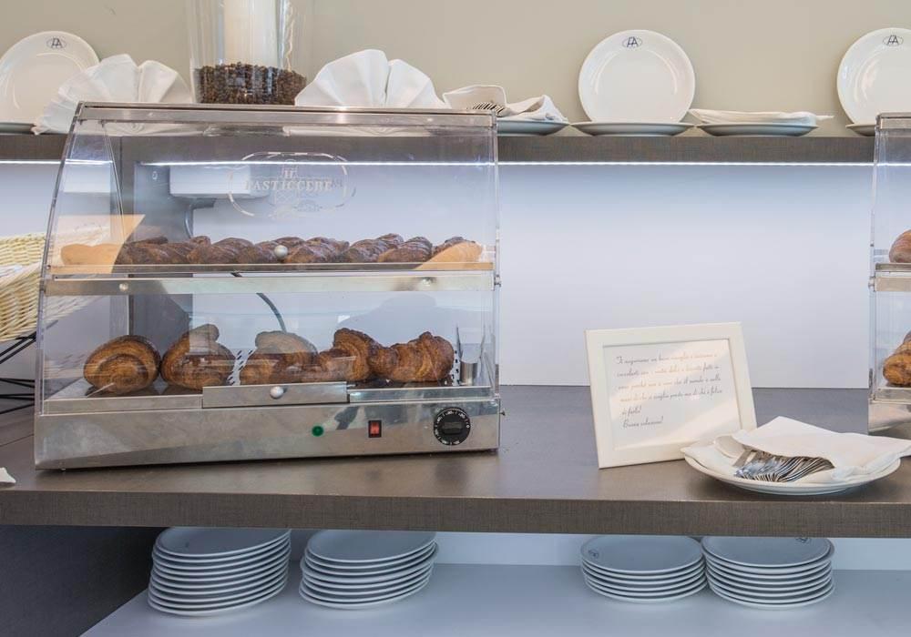 Hotel Ambasciatori Cattolica colazione